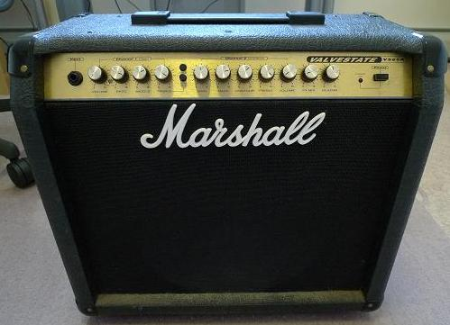 Older Marshall combo amp