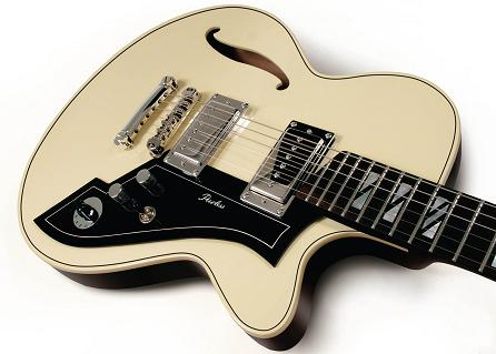 Peerless Retromatic guitar
