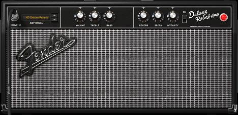 Fender amp settings