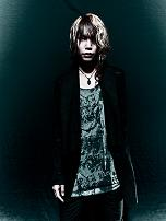 Shinya from Dir En Grey band