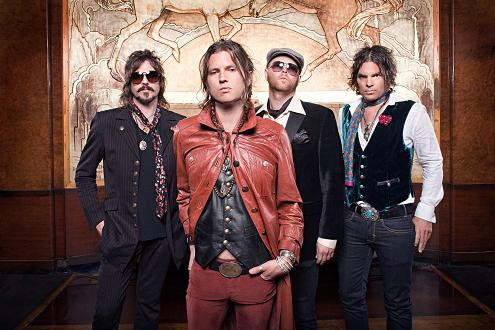 Rival Sons Interview