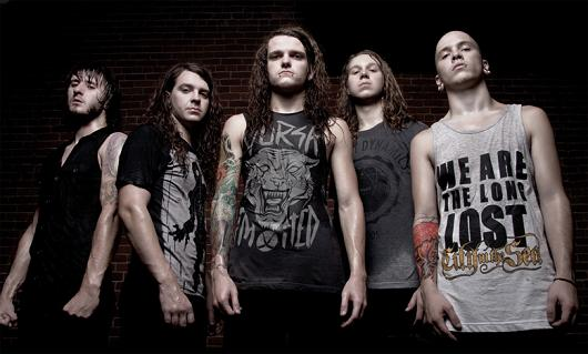 Miss May I band