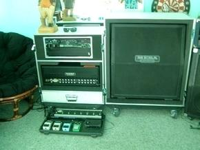 The guitar rig