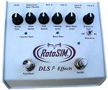 DLS Effects RotoSim pedal