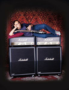 Daron Malakian on Marshalls