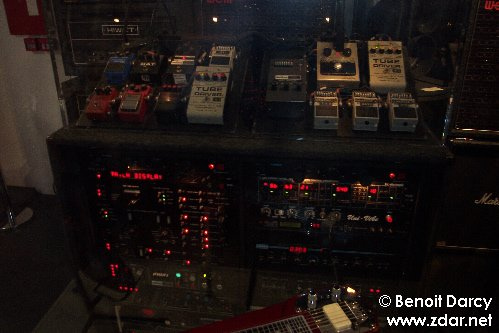 You are browsing images from the article: Pink Floyd - David Gilmour's Guitar Gear Rig and Equipment