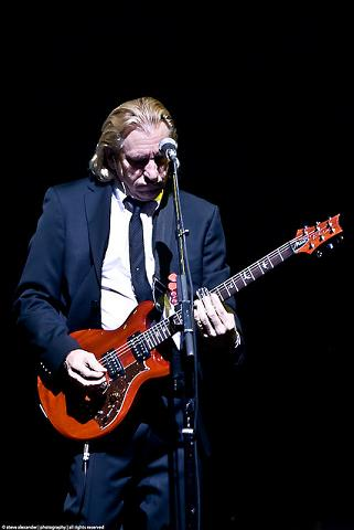 Joe Walsh playing guitar