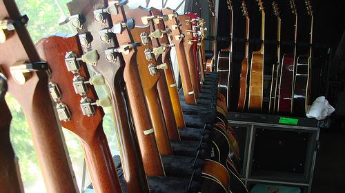 Goo Goo Dolls Guitars