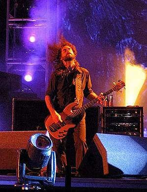 Justin Chancellor on Bass