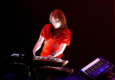 NightWish - Tuomas Holopainen's Keyboard Gear