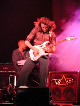 Steve Vai on Guitar